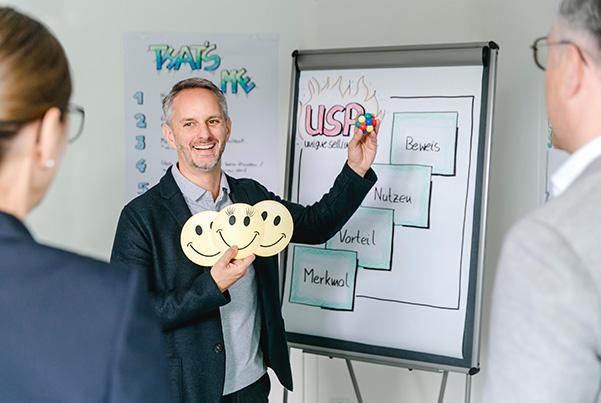 Coaching mit Jochen Welsch