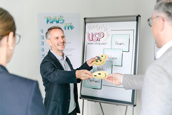 Coaching mit Persönlichkeit - Jochen Welsch